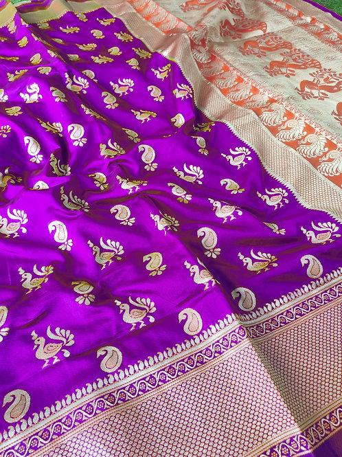 KFS Paithani SilkSaree 03