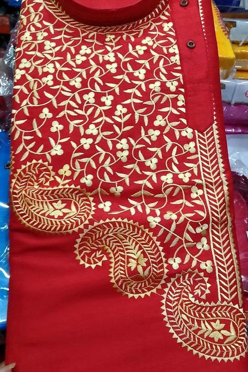 MK Babumosai Punjabi Red