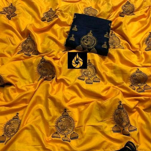 PS Two Tone SanaSilk Yellow