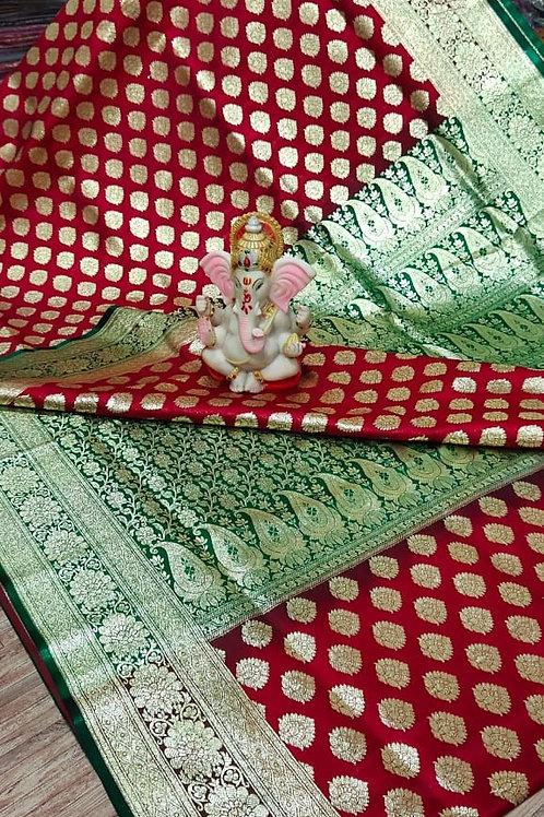 IK Gorgeous BanarasiSaree 12