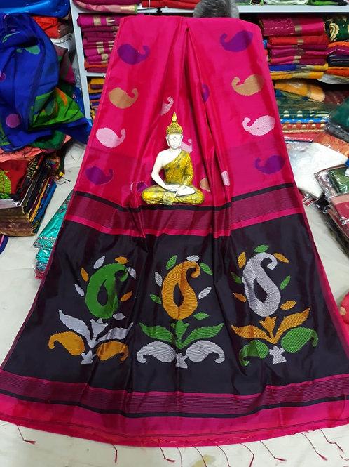 SMB Kalka Handloom saree  05