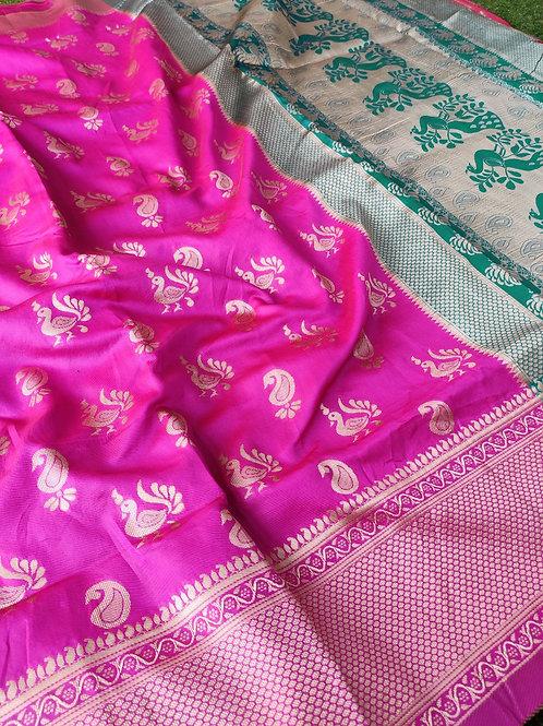 KFS Paithani SilkSaree 04