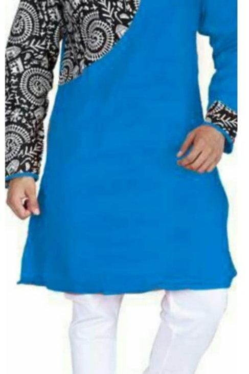 UB Designer Punjabi Blue