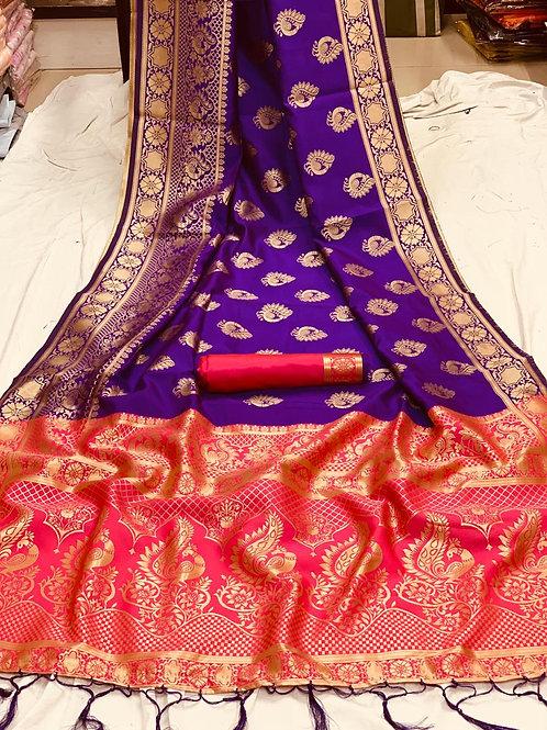 KFS Sarathi Silk Saree 02