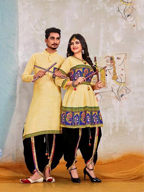 Banshira Combo Navrati Dhamaka Couple Set 05
