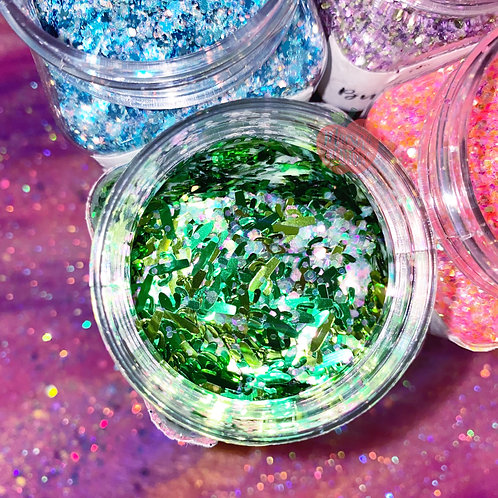 Can't Touch This Cactus Custom Mix Glitter