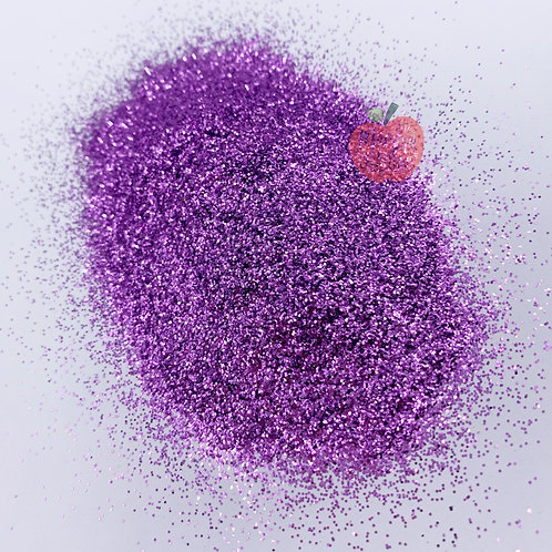 Lavender Purple Glitter