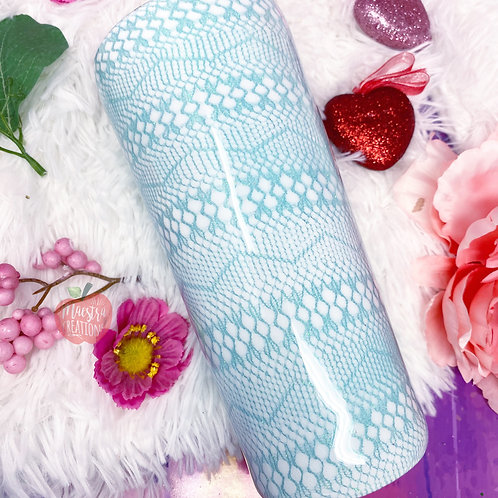 Ready to Ship Lace Tumbler