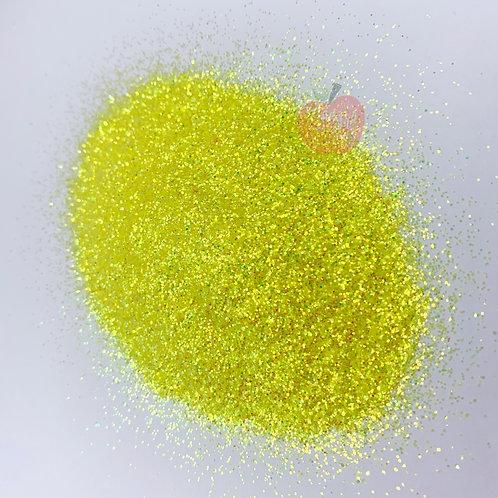 Sunshine Yellow Glitter
