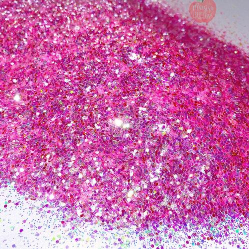 Sugar Crush Custom Mix Pink Glitter