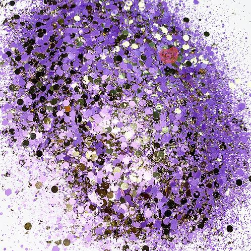 Gypsy Love Purple Glitter