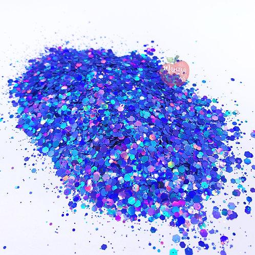 Glitter! At the Disco Blue Glitter