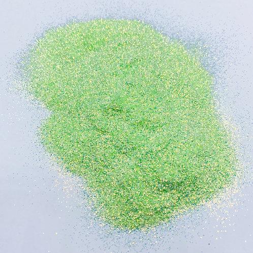 Kiwi Custom Mix Green Glitter