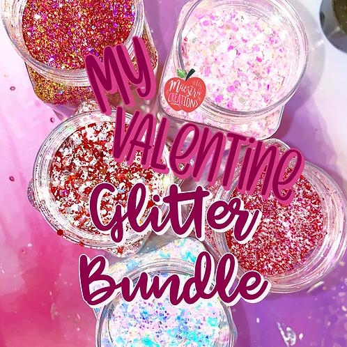 My Valentine Glitter Bundle