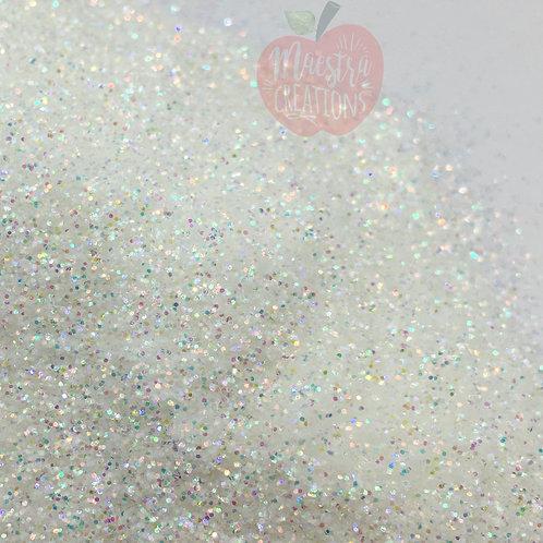 Dream Catcher White Glitter