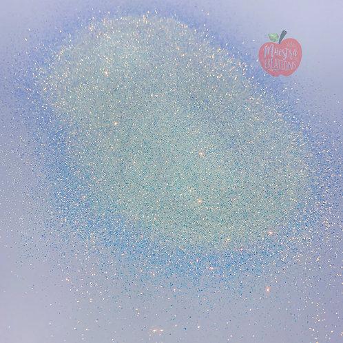 Opal Daydream White Glitter