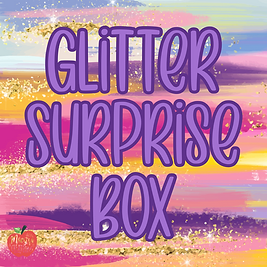 Glitter Surprise Box