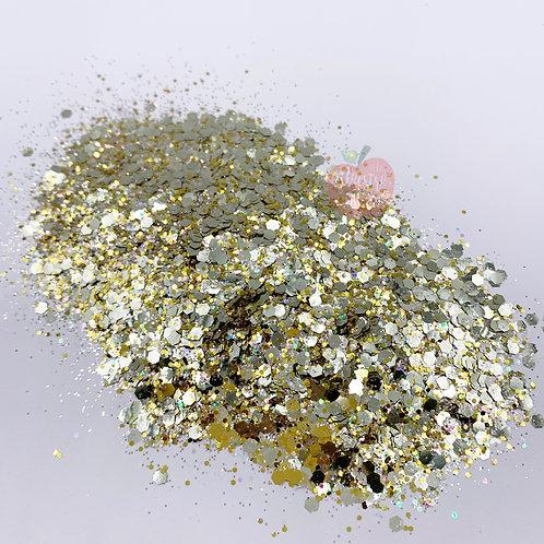 Pot of Gold Custom Mix Gold Glitter