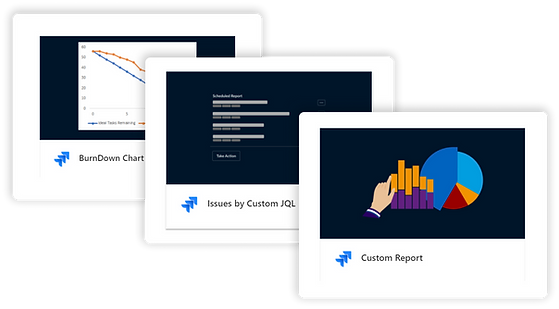 Setup Jira reports and charts in Slack.p