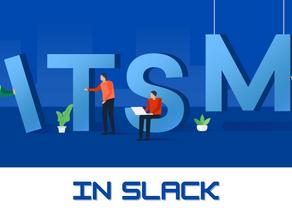 Slack ticketing system for IT teams