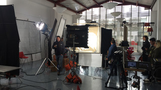 Commercial set
