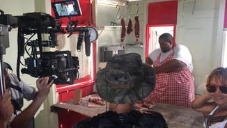 Butcher camera