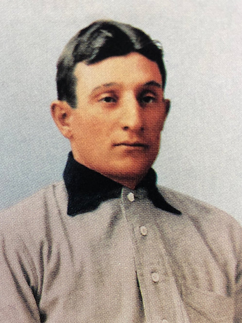 Honus Wagner limited edition Color Conlon Collection