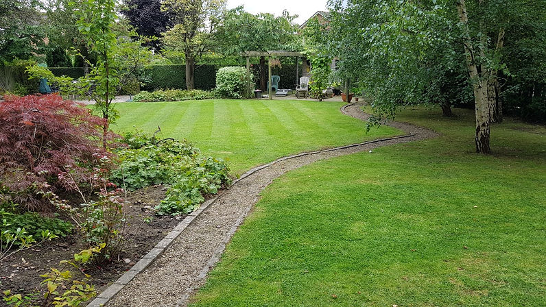 Regular Maintnenance Job From MR Landscape & Garden Maintenance