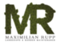 MR Landscape & Garden Maintenance Logo