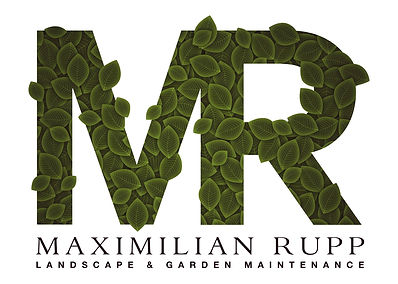 MR Landscape & Garden Maintenance Logo