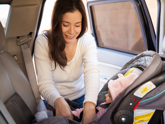 New California Car Seat Law in effect starting January 1st 2017