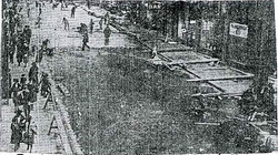 Construction in Chinatown (c. 1925)