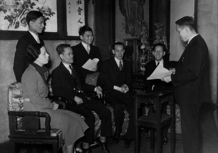 University Chinese Club (c. 1940)