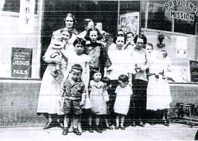Church Group (c. 1930)