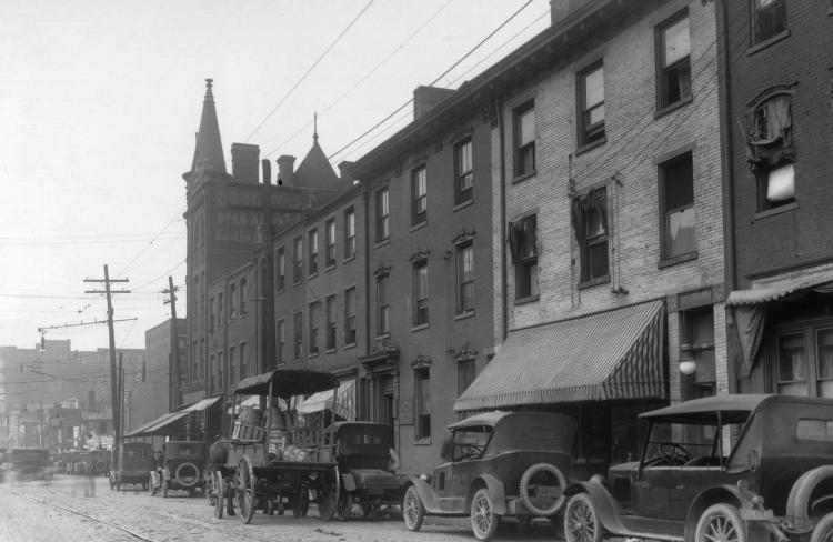Chinatown Neighborhood (c. 1910)