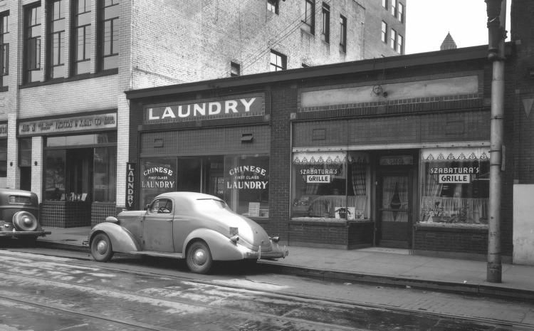 Pittsburgh Laundry (c. 1935)