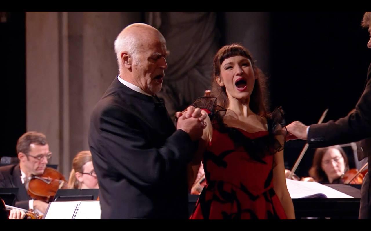 José Van Dam duo Recital