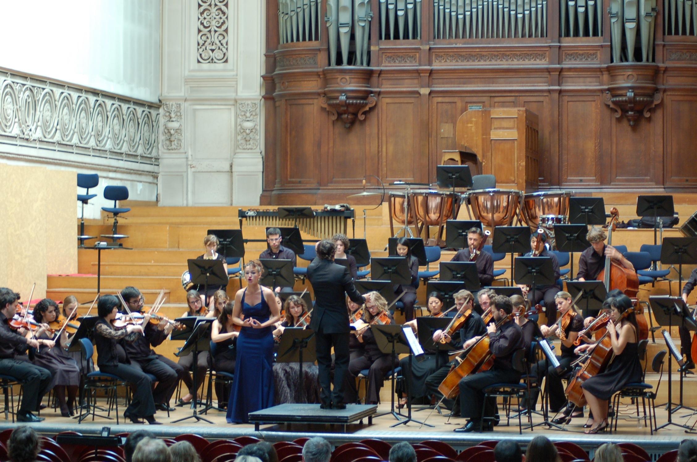 Mozart recital