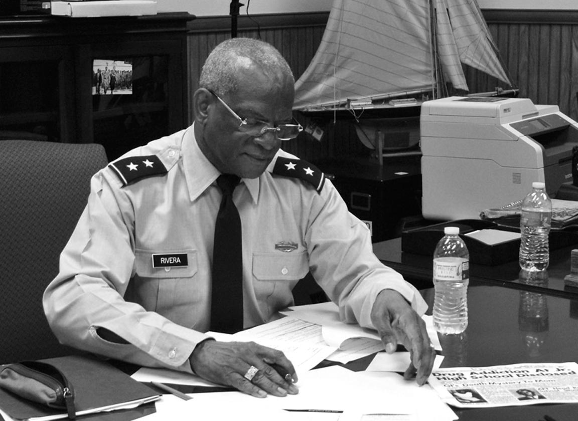 Maj. Gen. Renaldo Rivera (Army)