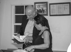 Brian O'Reilly & Roberta Knowles