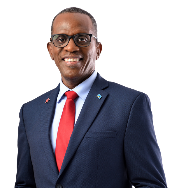 Prime Minister Philip J. Pierre cancels upcoming motorcades.