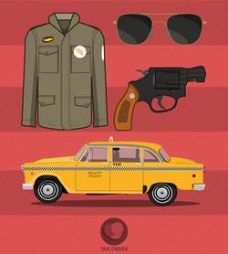 Taxi Driver - Minima Movie