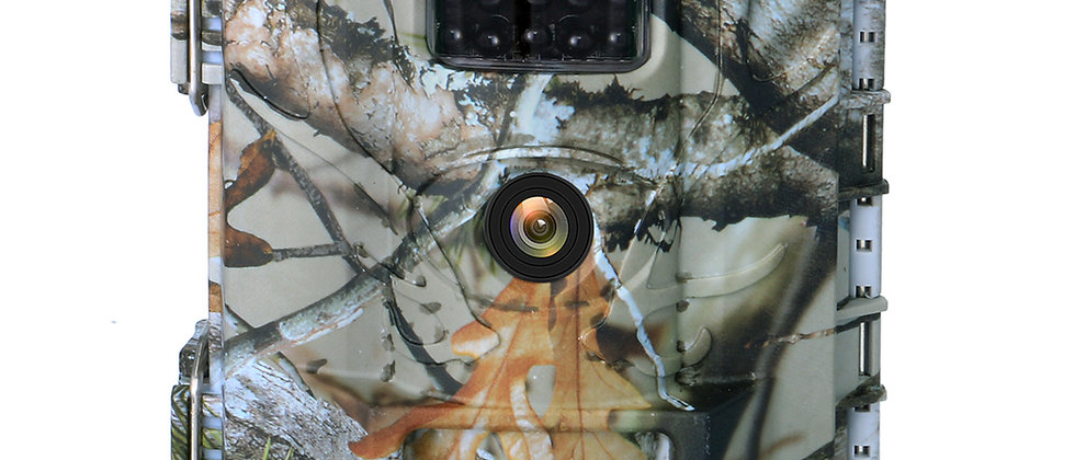Olymbros T3 Trail Camera - 16MP 1080P Night Vision 110° IP66 Waterproof