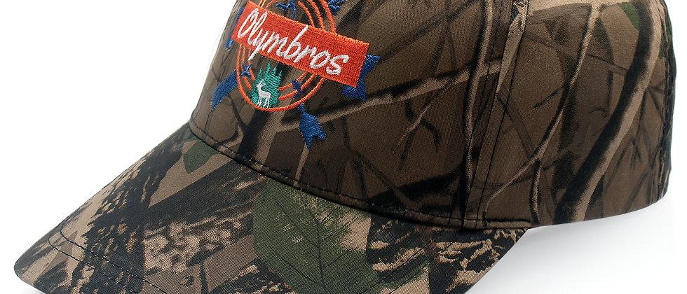 Olymbros Outdoor Cap -100% Cotton