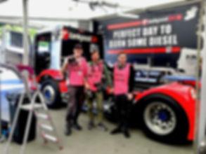 Mercedes-Banz Trucks, Trucks Race 2017