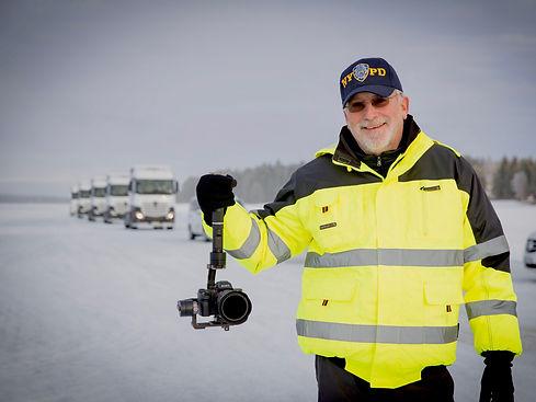 Mercedes-Benz Truck Trophy 2017, Lapland Sweden