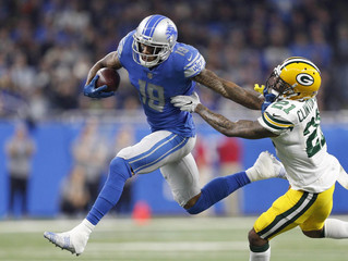 Breakout Candidate: Kenny Golladay, WR-DET