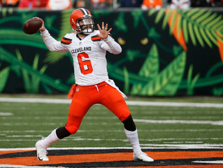 Breakout Candidate: Baker Mayfield, QB-CLE
