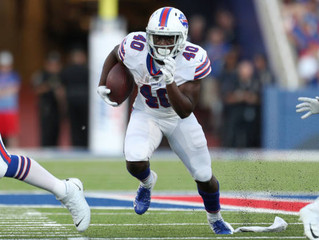 Rookie-Dynasty Watch Devin Singletary, BUF