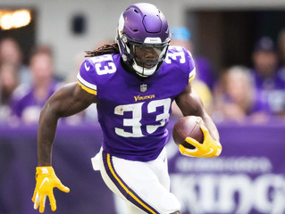Breakout Candidate: Dalvin Cook, RB-MIN